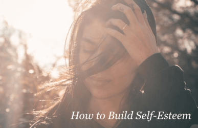 How to Build Self-Esteem Image