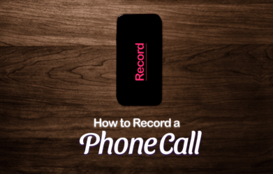 How to Record a Phone Call Image
