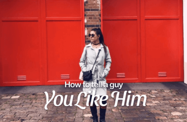 How to Tell a Guy You Like Him Image