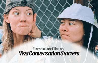 Text Conversation Starters Image