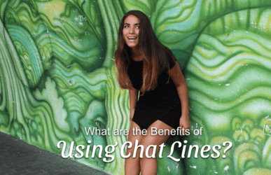 Benefits of Using the Chat Lines Image